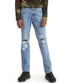 Levi's® Flex Men's 511™ Slim Fit Rip and Repair Jeans