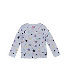 Little Girls Long Sleeve Thermal Top