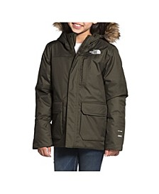 Little Girls Greenland Parka Jacket