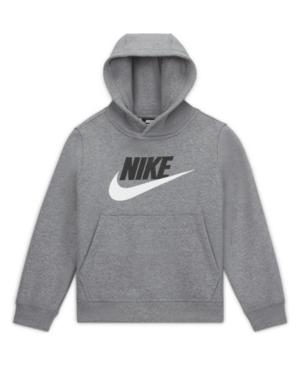 Nike BIG BOYS SPORTSWEAR CLUB FLEECE PULLOVER HOODIE (EXTENDED SIZE)