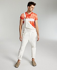 Men's Baxter Relaxed-Fit Overalls