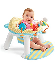 Explore and More 2 - In - 1 Activity Floor Seat