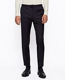 BOSS Men's Banks_RET Slim-Fit Trousers