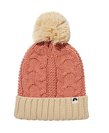 Girls Winter Knit Beanie