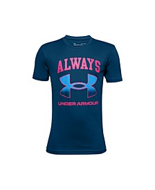 Big Boys Tech Always UA Short Sleeve T-shirt