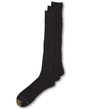 3 Pack Crew Dress Socks