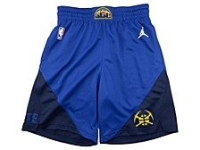 Men's Denver Nuggets Statement Swingman Shorts