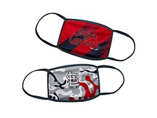 St. Louis Cardinals Kids Face Mask, 2-Pack