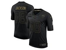 Youth Baltimore Ravens Salute To Service Jersey - Lamar Jackson