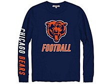 Men's Chicago Bears Zone Read Long-Sleeve T-Shirt