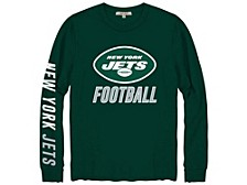 New York Jets Men's Zone Read Long Sleeve T-Shirt