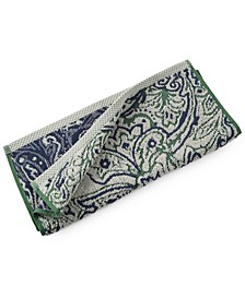 "Cotton Paisley 16"" x 28"" Hand Towel"