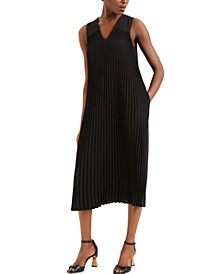 Pleated Midi Dress, Created for Macy's