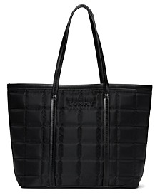 Quilted Robin Tote