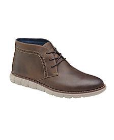 Johnston & Murphy Men's Milson Waterproof Chukka Boots