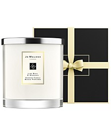 Lime Basil & Mandarin Luxury Candle, 88-oz.