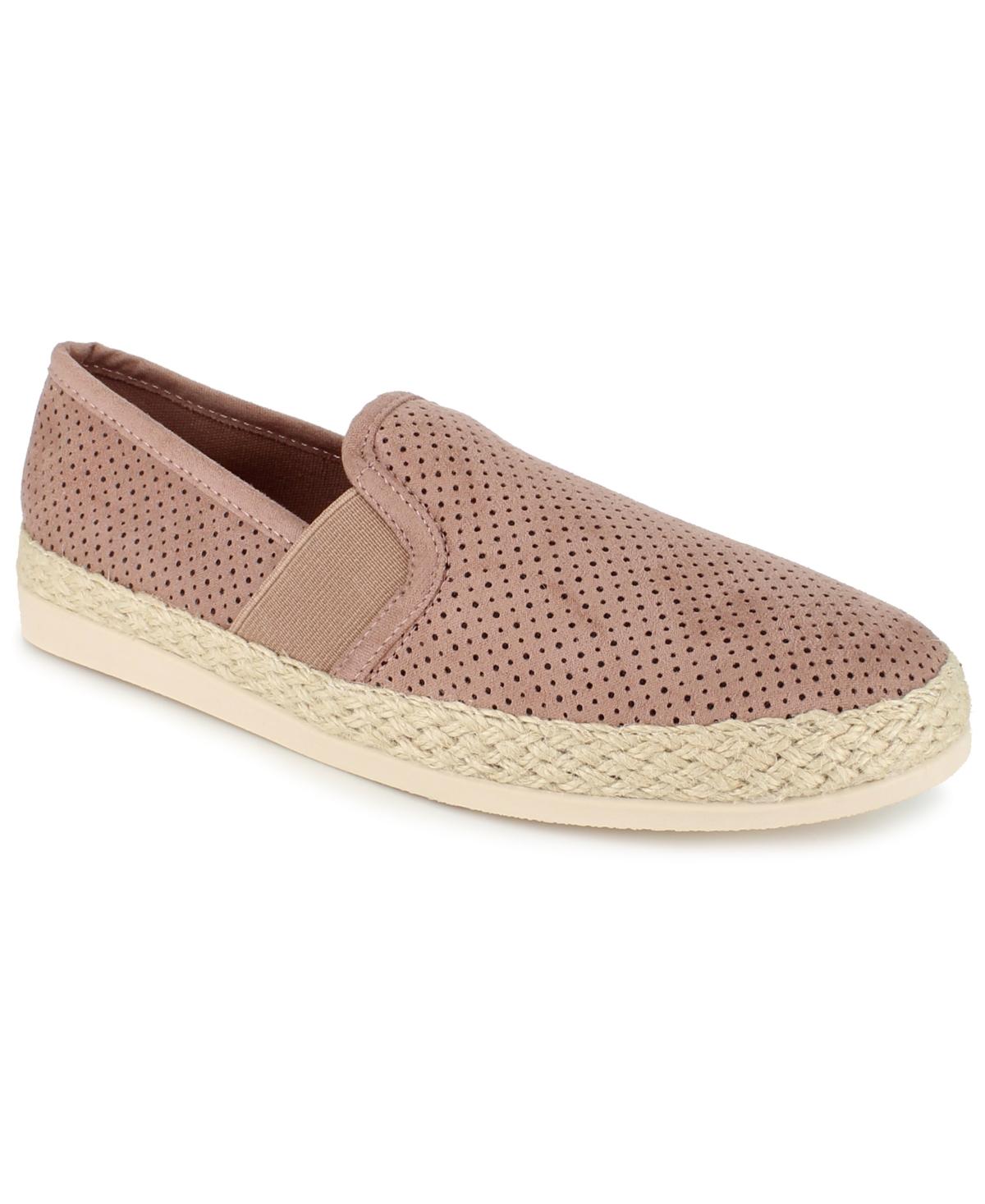 Esprit Elene Slip-On Espadrille Flats, Created for Macy's Women's Shoes