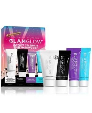 4-Pc. Instant Celebrity Skin Masking Set