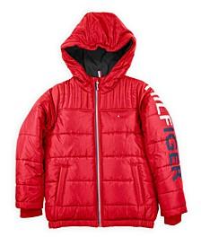 Little Boys Sleeve Hit Jacket