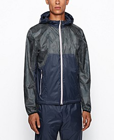 BOSS Men's J_Martez Regular-Fit Hooded Jacket