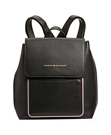 Liliana Flap Backpack