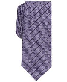 Men's Vendetta Grid Tie, Created for Macy's