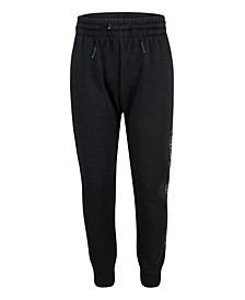 Little Boys Gold Champs Jogger Pant