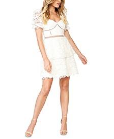 Charlotte Lace A-Line Dress