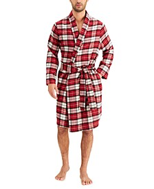 Men's Plaid Robe, Created for Macy's