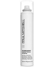 Invisiblewear Undone Texture Hairspray, 6.3-oz., from PUREBEAUTY Salon & Spa