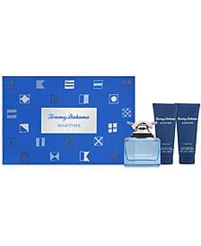Men's 3-Pc. Maritime Eau de Cologne Gift Set