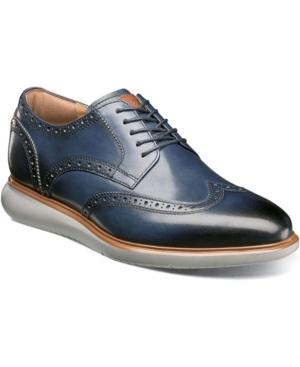 Men's Fuel Wing Tip Oxford Shoe Men's Shoes