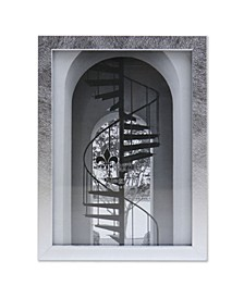 """Burnished Picture Frame - Chloe Collection, 5"""" x 7"""""""