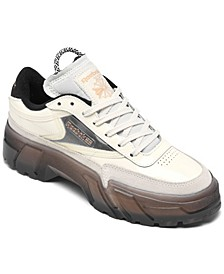 Big Girls Cardi B Club C Casual Sneakers from Finish Line