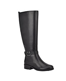 Reverie Women's Wide Calf Tall Boots