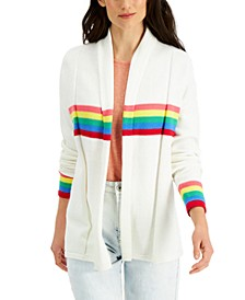 Cotton Striped Cardigan, Created for Macy's
