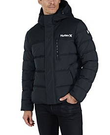 Men's Barrel Jacket