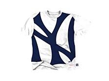New York Yankees Men's Big Face T-Shirt