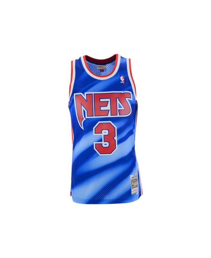 Mitchell & Ness Men's New Jersey Nets Hardwood Classic Swingman Jersey - Drazen Petrovic & Reviews - NBA - Sports Fan Shop - Macy's