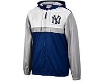 New York Yankees Men's Victory Windbreaker Jacket