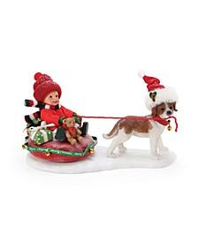 Possible Dream Santas Tubing