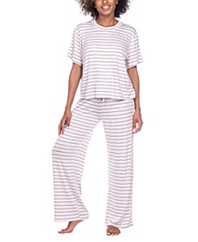 Women's Printed Loungewear Set