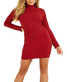 Maleeza Ribbed Dress