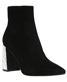 Betsey Johnson Gemma Evening Booties