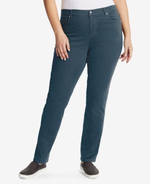 Women's Plus Amanda Long Length Jean