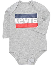 Baby Boys Longsleeve Creeper