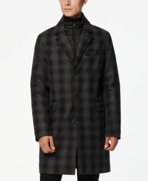 Riegel Men's Wool Topper Coat