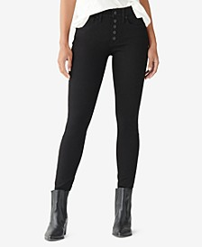 Mid-Rise Ava Skinny Jeans