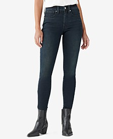 High-Rise Bridgette Skinny Jeans