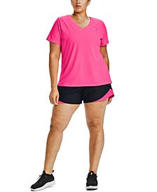 Plus Size Play Up Shorts 3.0